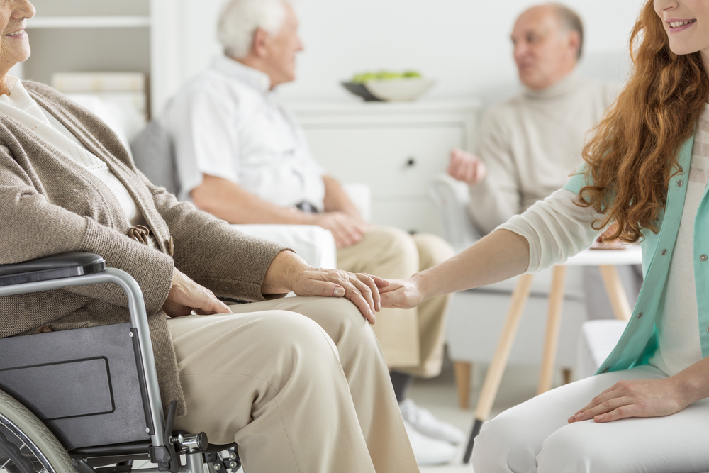 Five Scare Facts About Nursing Homes